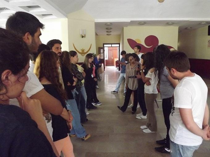Çanakkale Gençlik Grubu ile Eğitim